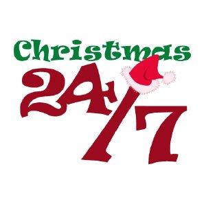 CHRISTMAS 24/7