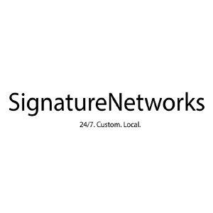 SIGNATURE NETWORKS